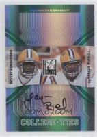 Devery Henderson, JaMarcus Russell /10