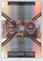 Steve Smith, Matt Leinart /200