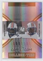 Courtney Taylor, Ronnie Brown /400