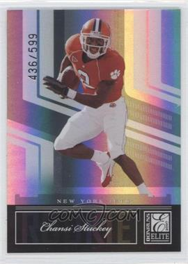 2007 Donruss Elite #119 - Chansi Stuckey /599