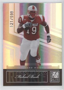 2007 Donruss Elite #174 - Michael Bush /599
