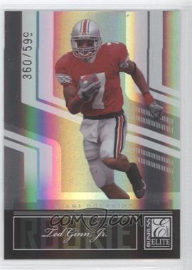 2007 Donruss Elite #192 - Ted Ginn Jr. /599