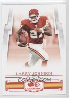 2007 Donruss Frito Lay - [Base] #13 - Veteran - Larry Johnson