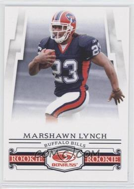 2007 Donruss Frito Lay - [Base] #5 - Rookies - Marshawn Lynch
