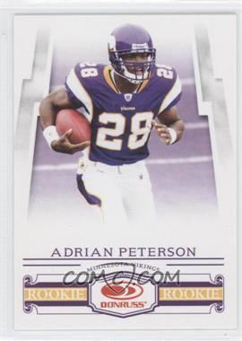 2007 Donruss Frito Lay #L-1 - Adrian Peterson