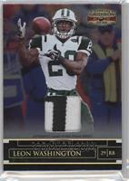 Leon Washington /37