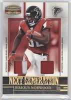 Jerious Norwood /50