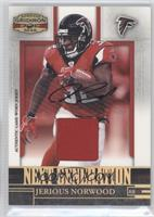 Jerious Norwood /10
