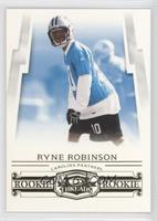 Ryne Robinson /999
