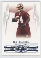 H.B. Blades /350