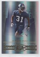 Rookies - Aaron Ross /999