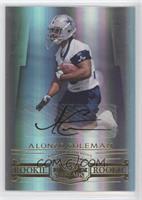 Autographed Rookies - Alonzo Coleman /781