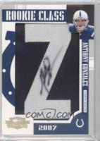 Anthony Gonzalez /160