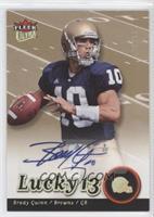 Brady Quinn /50