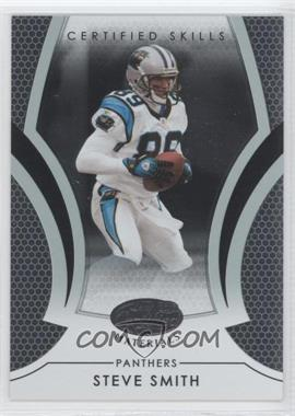 2007 Leaf Certified Materials [???] #CS-18 - Steve Smith /1000