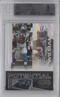 DeAngelo Williams /1 [BGS 9]