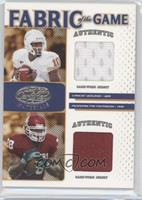Vince Young, Adrian Peterson /50