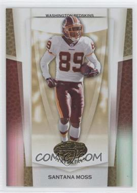 2007 Leaf Certified Materials Mirror Gold #18 - Santana Moss /25