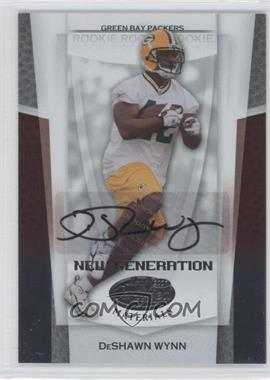 2007 Leaf Certified Materials #188 - DeShawn Wynn /399