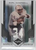 Earl Campbell /34