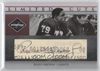 Rosey Brown /150