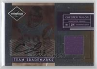 Chester Taylor /25