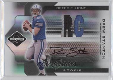 2007 Leaf Limited #313 - Drew Stanton /99