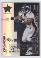 Tim Crowder /25
