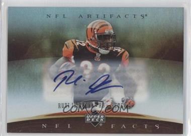 2007 NFL Artifacts NFL Facts Autographs [Autographed] #NF-RJ - Rudi Johnson
