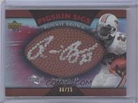 Ronnie Brown /15