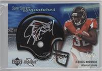 Jerious Norwood /1