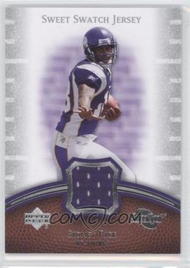 2007 NFL Sweet Spot Sweet Swatch Jerseys #SS-SR - Sidney Rice
