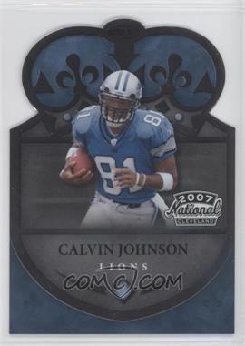 2007 Playoff - [???] #2 - Calvin Johnson