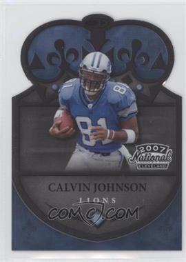 2007 Playoff [???] #2 - Calvin Johnson