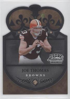 2007 Playoff [???] #3 - Joe Thomas