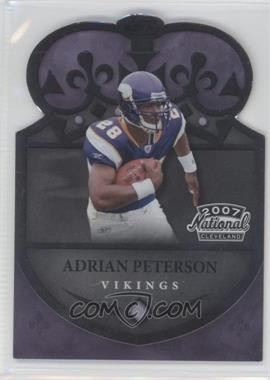 2007 Playoff [???] #4 - Adrian Peterson