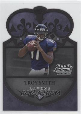 2007 Playoff [???] #6 - Troy Smith