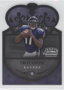 2007 Playoff [???] #6 - Troy Smith