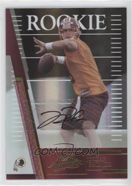 2007 Playoff Absolute Memorabilia - [Base] #229 - Jordan Palmer /349