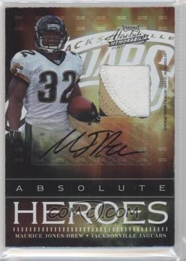 2007 Playoff Absolute Memorabilia [???] #AH-3 - [Missing] /25