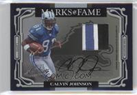 Calvin Johnson /25