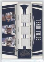 Julius Jones, Tony Romo, Terrell Owens /100