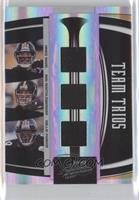 Ben Roethlisberger, Hines Ward, Willie Parker /25