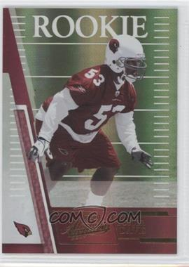 2007 Playoff Absolute Memorabilia #157 - Buster Davis /699