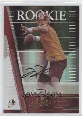 2007 Playoff Absolute Memorabilia #229 - Jordan Palmer /349