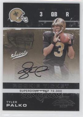 2007 Playoff Contenders - [Base] #235 - Tyler Palko