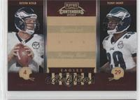 Kevin Kolb, Tony Hunt /100