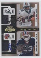Ted Ginn, Marshawn Lynch /25