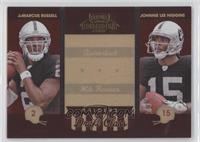 JaMarcus Russell, Johnnie Lee Higgins /1000