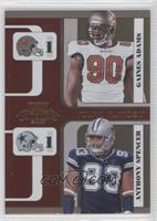 Anthony Spencer, Gaines Adams /1000